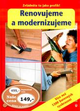 Renovujeme a modernizujeme