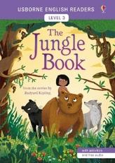 Usborne - English Readers 3 - The Jungle Book