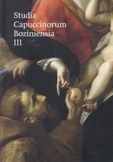 Studia Capuccinorum Boziniensia III.
