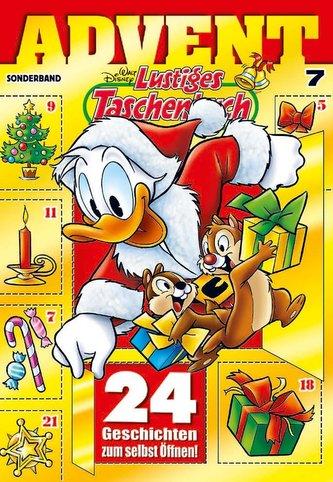 Lustiges Taschenbuch Advent 07