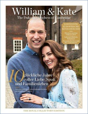 William & Kate - The Duke and Duchess of Cambridge