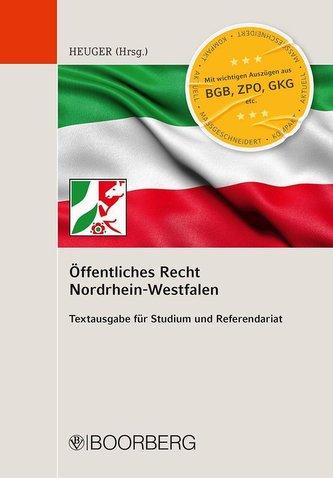 Öffentliches Recht Nordrhein-Westfalen
