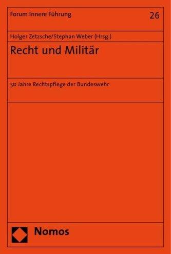 Recht und Militär
