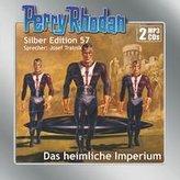 Perry Rhodan Silber Edition (MP3-CDs) 57: Das heimliche Imperium