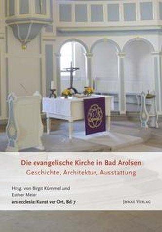 Die evangelische Kirche in Bad Arolsen