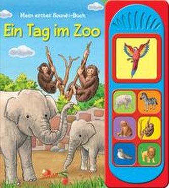 Ein Tag im Zoo - Soundbuch