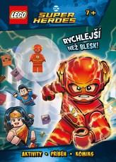 LEGO® DC Super Heroes: Rychlejší než blesk!