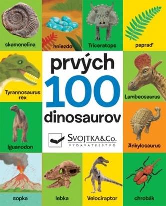 Prvých 100 dinosaurov