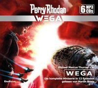 Perry Rhodan Wega - Die komplette Miniserie (6 MP3-CDs)