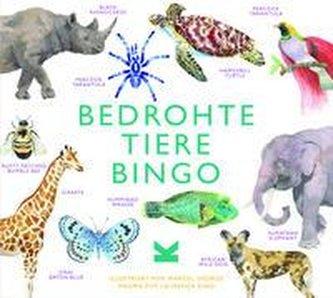 Bedrohte Tiere Bingo