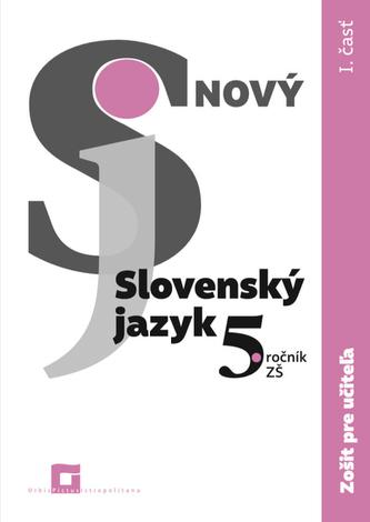 ZPU - Nový Slovenský jazyk 5. roč. - 1. časť