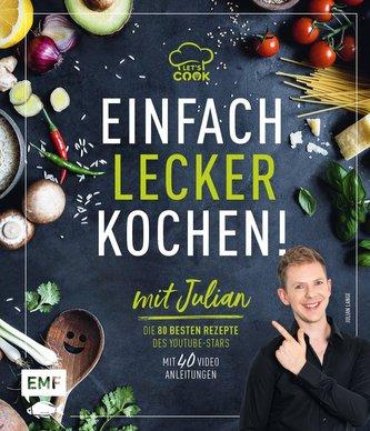 Let\'s Cook mit Julian -Einfach lecker kochen!