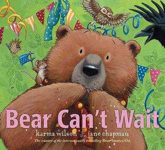 Bear Can\'t Wait