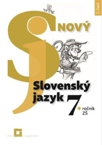Nový Slovenský jazyk 7. roč.- 1. časť