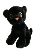 Puma černá 30cm