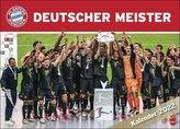 FC Bayern München Triple Edition Kalender 2022