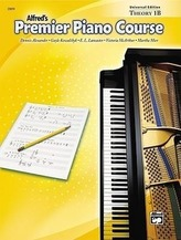 Premier Piano Course Theory, Bk 1b: Universal Edition