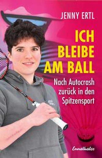 Ich bleibe am Ball