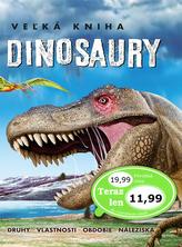 Dinosaury Veľká kniha