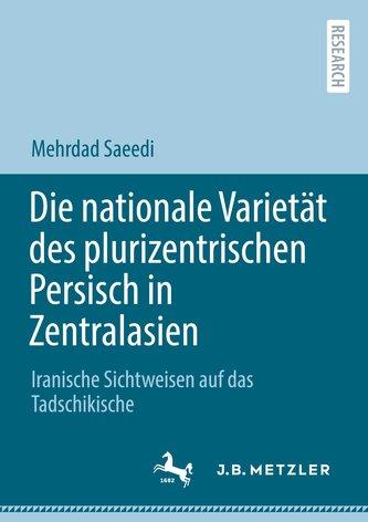 Die nationale Varietät des plurizentrischen Persisch in Zentralasien