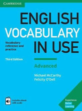 English Vocabulary in Use: Advanced Book with Answers and Enhanced eBook : Vocabulary Reference and Practice