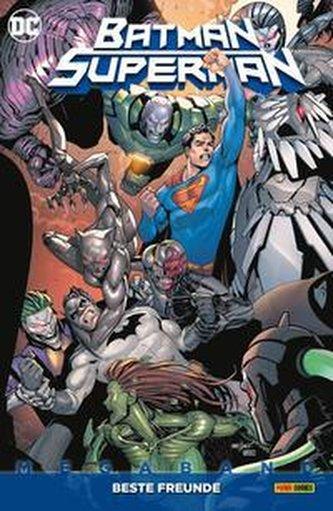 Batman/Superman Megaband