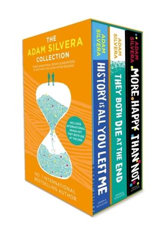 The Adam Silvera Collection