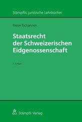 Staatsrecht der Schweizerischen Eidgenossenschaft