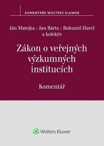 Zákon o veřejných výzkumných institucích