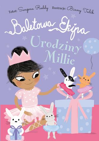 Urodziny Millie. Baletowa Ekipa