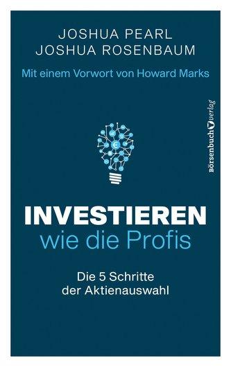 Investieren wie die Profis