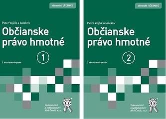 Občianske právo hmotné 1.+2. diel (3. aktualizované vydanie)