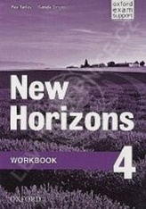 New Horizons 4 Pracovní sešit