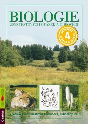 Biologie 2050 testových otázek - Náhled učebnice