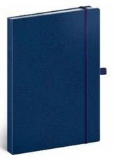 Notes Vivella tečkovaný modrý/modrý
