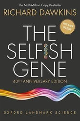 The Selfish Gene : 40th Anniversary edition