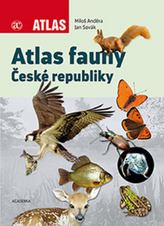 Atlas fauny České republiky