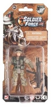 Soldier VIII Soldiers - Figurka vojáka