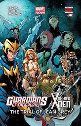 Strážci galaxie 3 - New X-Men - Soud s Jean Greyovou