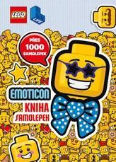 LEGO® EMOTICON Kniha samolepek