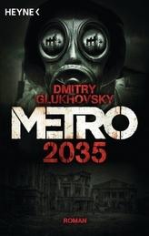 Metro 2035 (německy)