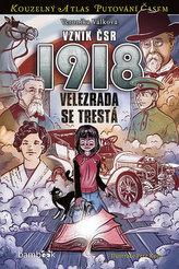 Vznik ČSR 1918 - Velezrada se trestá