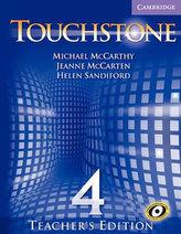Touchstone 4: Teacher´s Edition with Audio CD