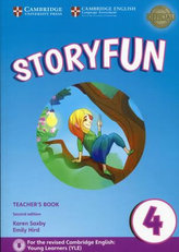 Storyfun for Movers 2nd Edition 2: Teacher´s Book