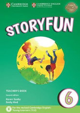 Storyfun for Flyers 2nd Edition 2: Teacher´s Book