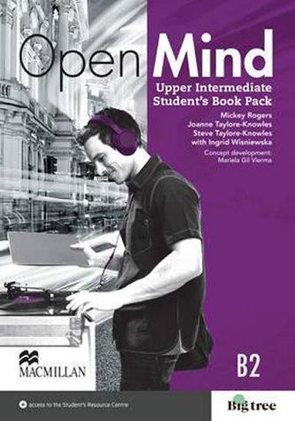 Open Mind Upper Intermediate - Náhled učebnice