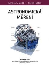 Astronomická měření