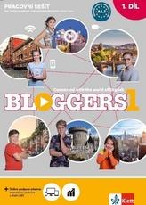 Bloggers 1 – 2dílný pracovní sešit s kódem k interaktivní verzi