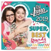 Kalendář poznámkový 2019 - Soy Luna, 30 x 30 cm