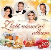 Zlaté vánoční album (2xaudio na cd)